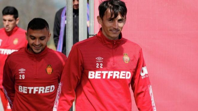 Budimir, máximo goleador del Mallorca, descubre a sus referentes: Mandzukic e Ibrahimovic