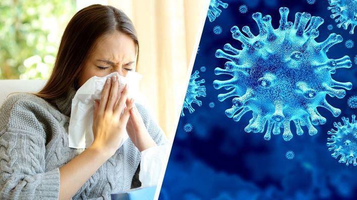 ¿Alergia o coronavirus? ¿Cómo distinguir los síntomas?