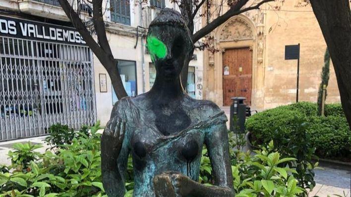 Fallece a los 93 años el polifacético escultor Pere Pavia