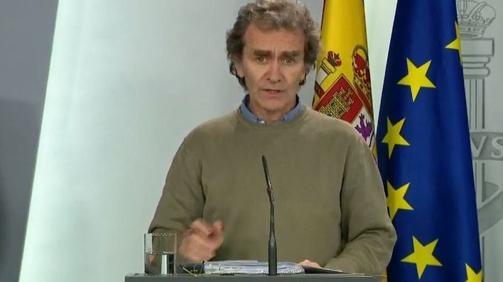 Los casos en España ascienden a 17.147, de los que 767 han fallecido