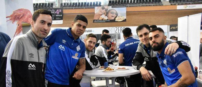 Palma Futsal, confinados lejos de casa