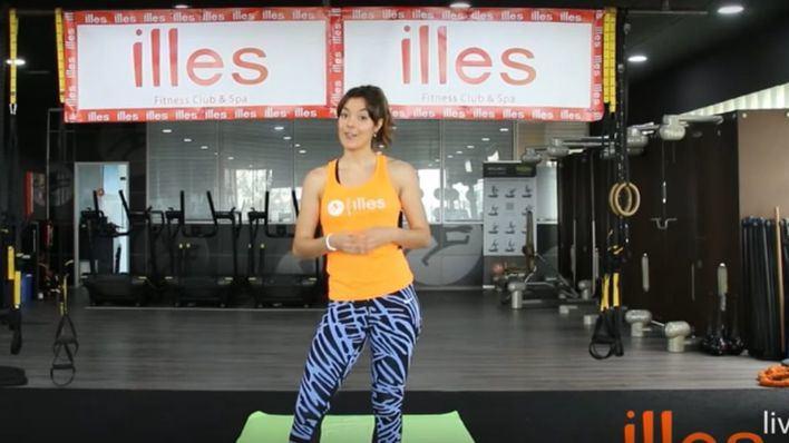 El Gimnasio Illes abre un canal de youtube para combatir el sedentarismo de la cuarentena