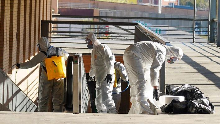 El Govern pide la intervención de la UME para desinfectar puertos y aeropuertos en Baleares