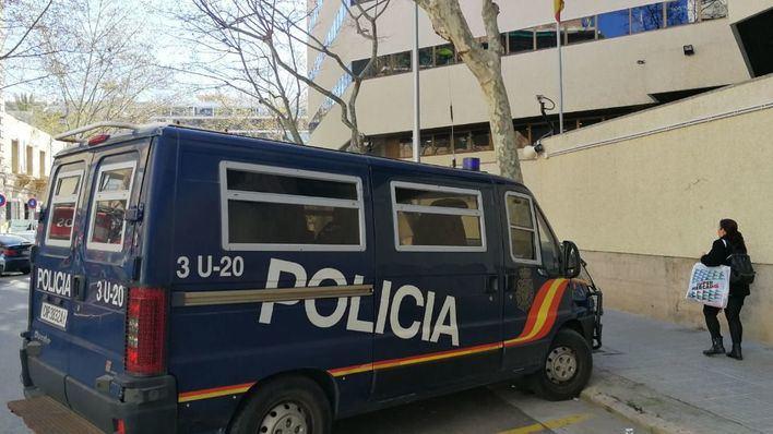 Dos detenidos por varios robos violentos en Palma