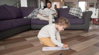 El 82,5 por cien de los encuestados se quedan con los niños en casa por el confinamiento