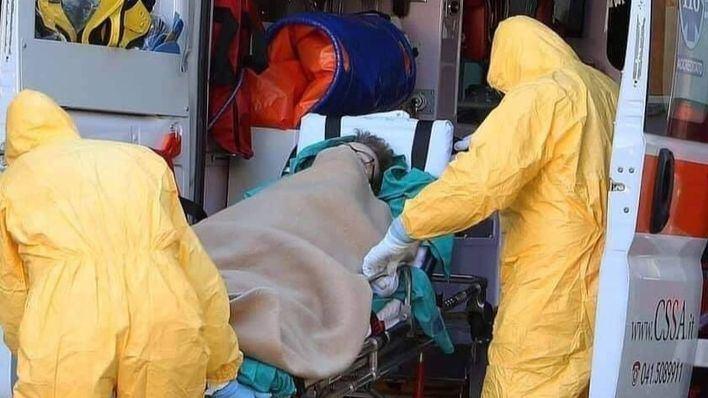 Italia, al borde del desastre: 627 fallecimientos por coronavirus en un solo día