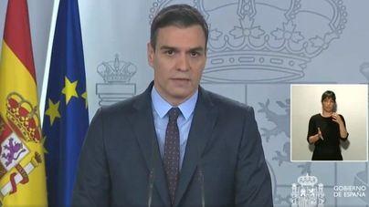 Sánchez: 'Todavía queda por llegar el impacto de la ola más dura'