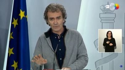 España suma 28.572 contagiados y 1.720 muertes