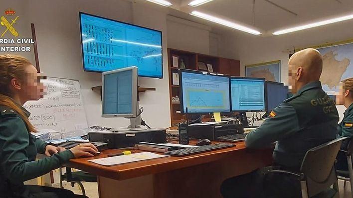 La Benemérita crea una Célula Permanente para coordinar a todas las unidades de servicio