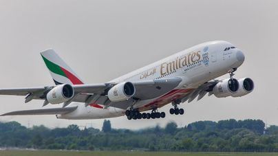 Emiratos Árabes se blinda por aire y suspende todos los vuelos de pasajeros por el coronavirus