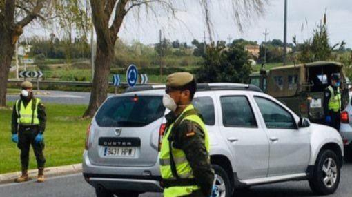 Estado de Alarma: 60.000 denuncias y 600 detenidos en toda España
