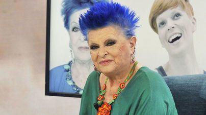 Muere Lucía Bosè a los 89 años por coronavirus