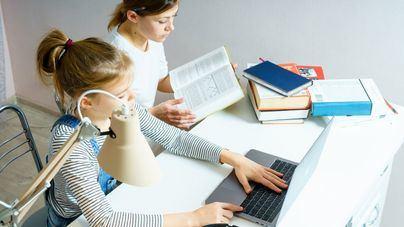 Se dispara un 180 por ciento el consumo de Internet por menores tras el cierre de los colegios