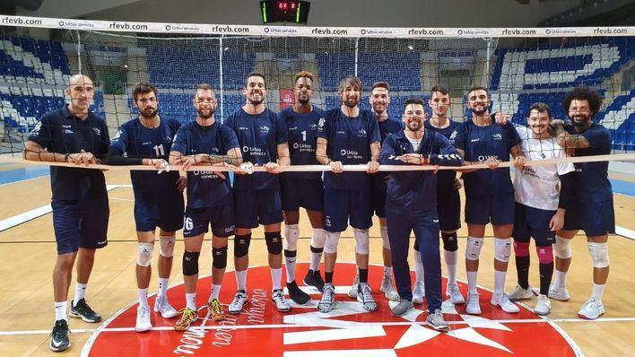 El Urbia Palma se queda sin playoff en la Superliga de voleibol a causa del coronavirus