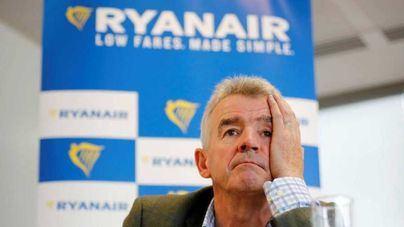 Ryanair deja de volar