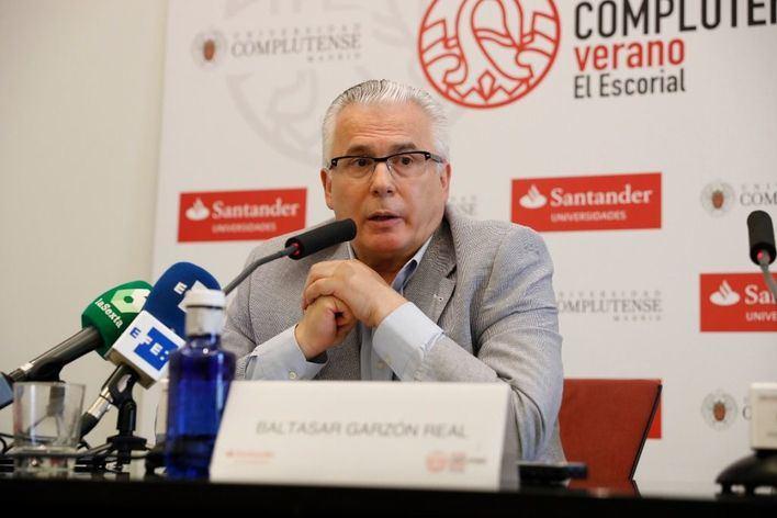 El ex juez Baltasar Garzón da positivo por coronavirus