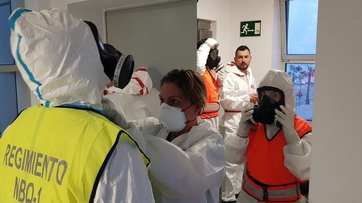 España solicita ayuda urgente a la OTAN para conseguir más material sanitario
