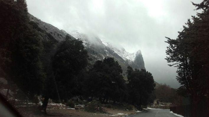 Lluvia, tormentas y probablemente nieve este jueves en Mallorca