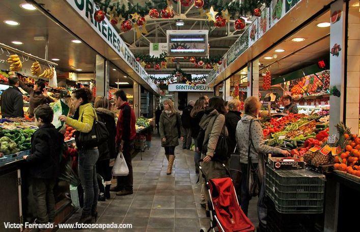 Los puestos de los mercados municipales de Baleares deberán tener geles desinfectantes