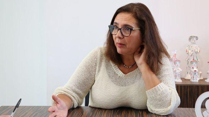 Manuela García, presidenta del COMIB