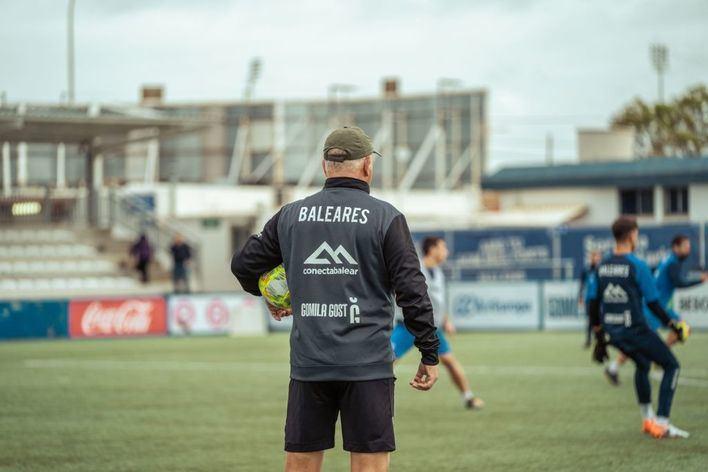 El Atlético Baleares presenta un ERTE para todos sus trabajadores