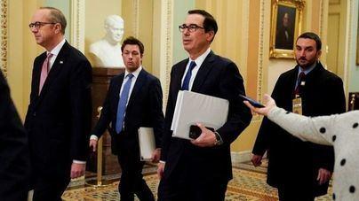 Estados Unidos tira la casa por la ventana: 2,2 billones de dólares en ayudas contra la pandemia