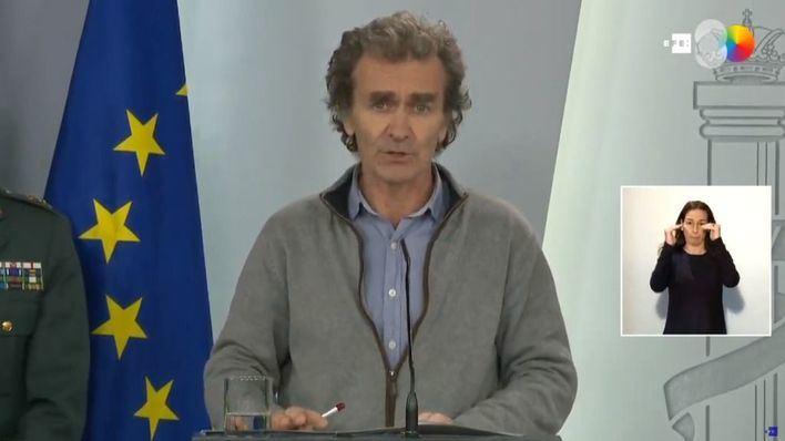 Coronavirus en España: 4.089 muertos y 56.188 contagiados