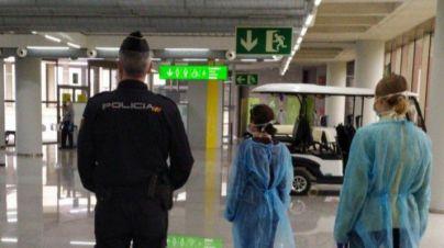 3.805 controles en aeropuertos y 2.065 en puertos desde que Baleares se blindó