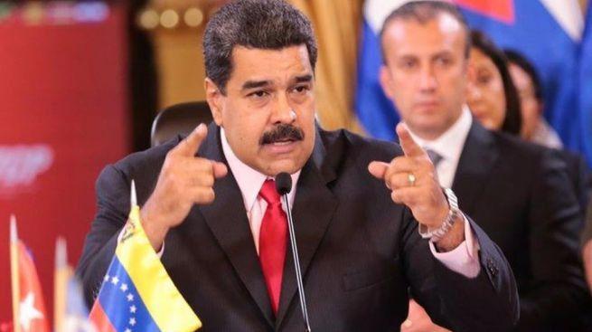 EEUU ofrece una recompensa de 15 millones de dólares por la captura de Nicolás Maduro
