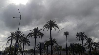 Viernes nuboso con alguna precipitación y heladas en la Serra
