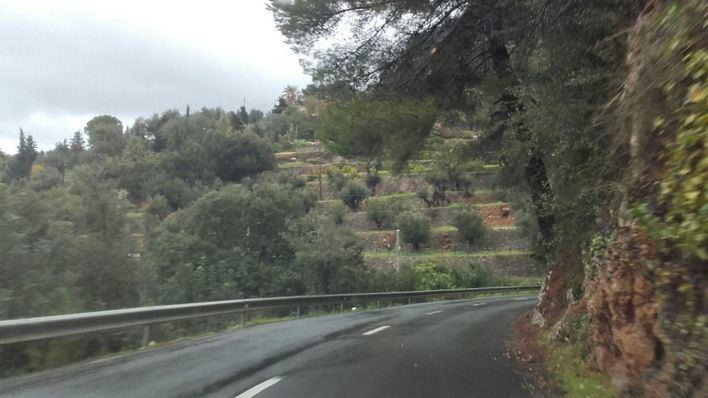 Aviso de posibles tormentas localmente fuertes en Mallorca y Menorca