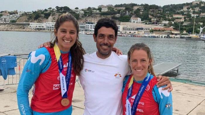 Silvia Mas, del Club Nàutic S'Arenal, seleccionada para los Juegos Olímpicos