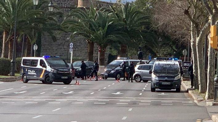 Cinco detenciones en Baleares por desobediencia