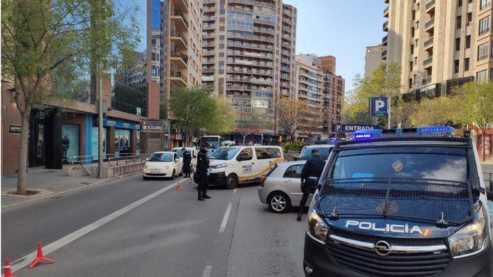 Realizadas más de 5.000 identificaciones en 300 controles de carreteras en Baleares