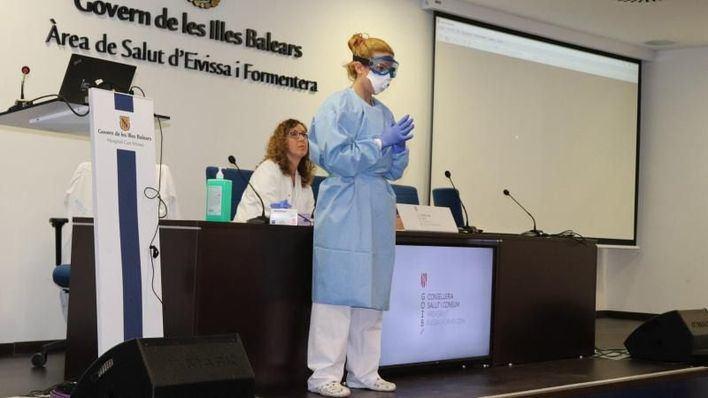 Los enfermeros califican de 'alarmante' el índice de contagios de sanitarios en Baleares