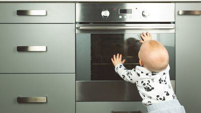 El 54 por ciento de los accidentes infantiles ocurren en casa