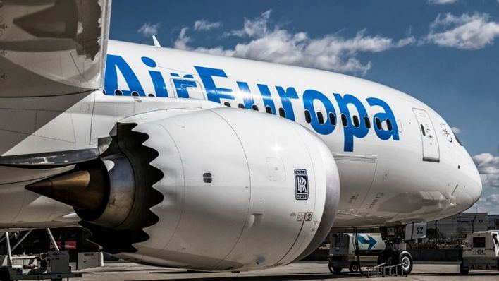 Air Europa recibirá del Estado 138.000 euros por cubrir los vuelos interislas trece días