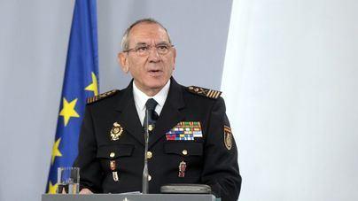 Positivo por coronavirus del director operativo de la Policía Nacional