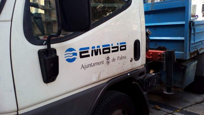 Emaya pone más fácil tirar la basura a los residentes del centro de Palma