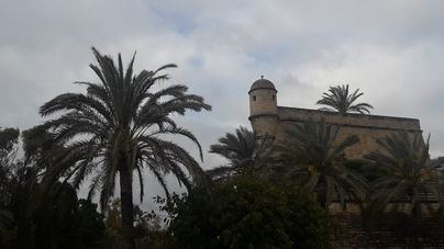 Nubes, chubascos y tormentas en Baleares