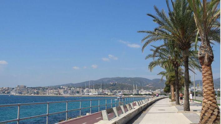 Se mantiene el buen tiempo este domingo en Baleares