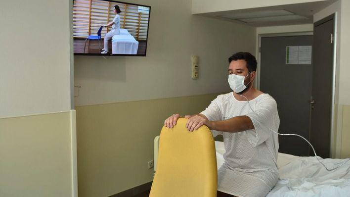 Son Llàtzer pone en marcha un programa de rehabilitación en vídeo orientado a pacientes con coronavirus