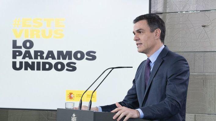 Sánchez pide a Europa 'poner en pie una economía de guerra'