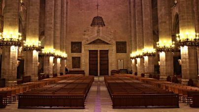 La misa 'a puerta cerrada' triunfa en IB3 con un 14,9 por ciento de audiencia