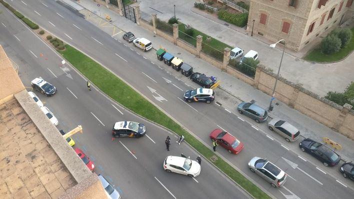 Más de 600 actas administrativas en Baleares por desobedecer el estado de alarma