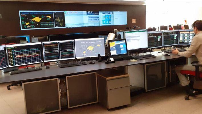 Endesa realiza con éxito un simulacro de contagio de coronavirus en el centro de control