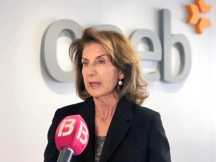 Carmen Planas a los empresarios: