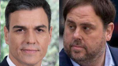 Carta de Junqueras, Puigdemont y 34 eurodiputados a Sánchez exigiendo que pare las