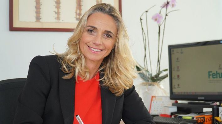 Maria Frontera, presidenta de la FEHM: