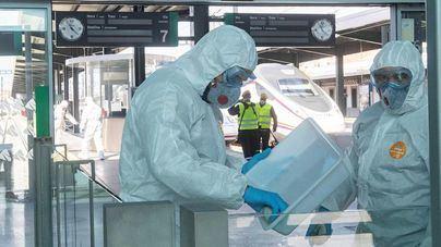 El coronavirus suma otros 605 muertos en España, la cifra diaria más baja desde el 24 de marzo